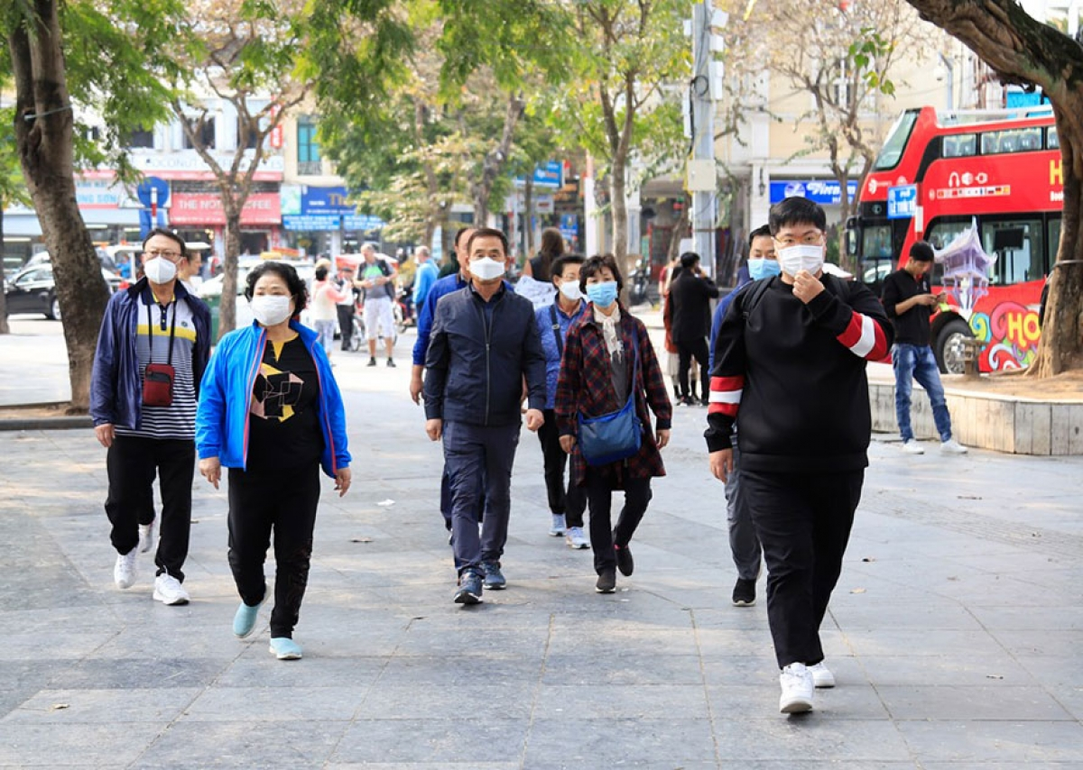 Hanoi sees a sharp decline in domestic tourist numbers in July