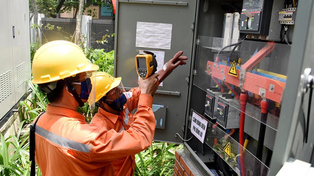Chính phủ mới cho phép thực hiện hỗ trợ giảm tiền điện đợt 4.