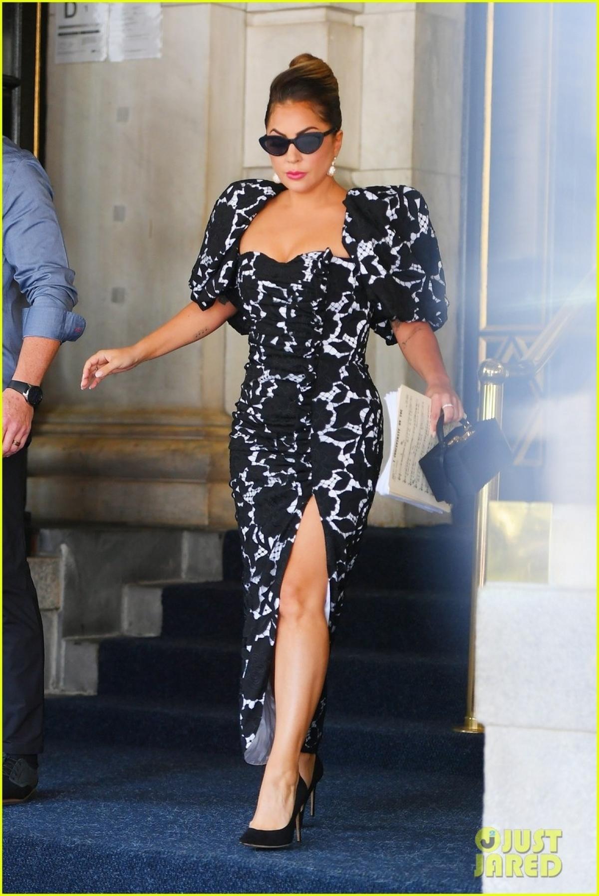 "Trước ""House of Gucci"", Lady Gaga từng tham gia nhiều phim: ""A Star is Born"" (2018), ""Sin City: A Dame to Kill For"" (2014), ""Machete Kills"" (2013)…"