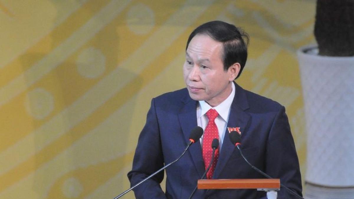 Đại biểu Lê Tiến Châu, đoàn Hậu Giang