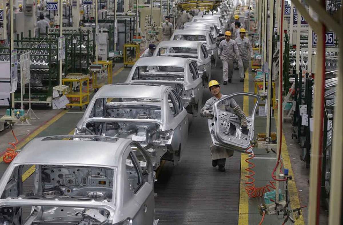 Bình quân mỗi năm, ngành công nghiệp phụ trợ của Việt Nam xuất khẩu từ 4 đến 5 tỷ USD linh kiện ô tô. (Ảnh: Vietnamnet)