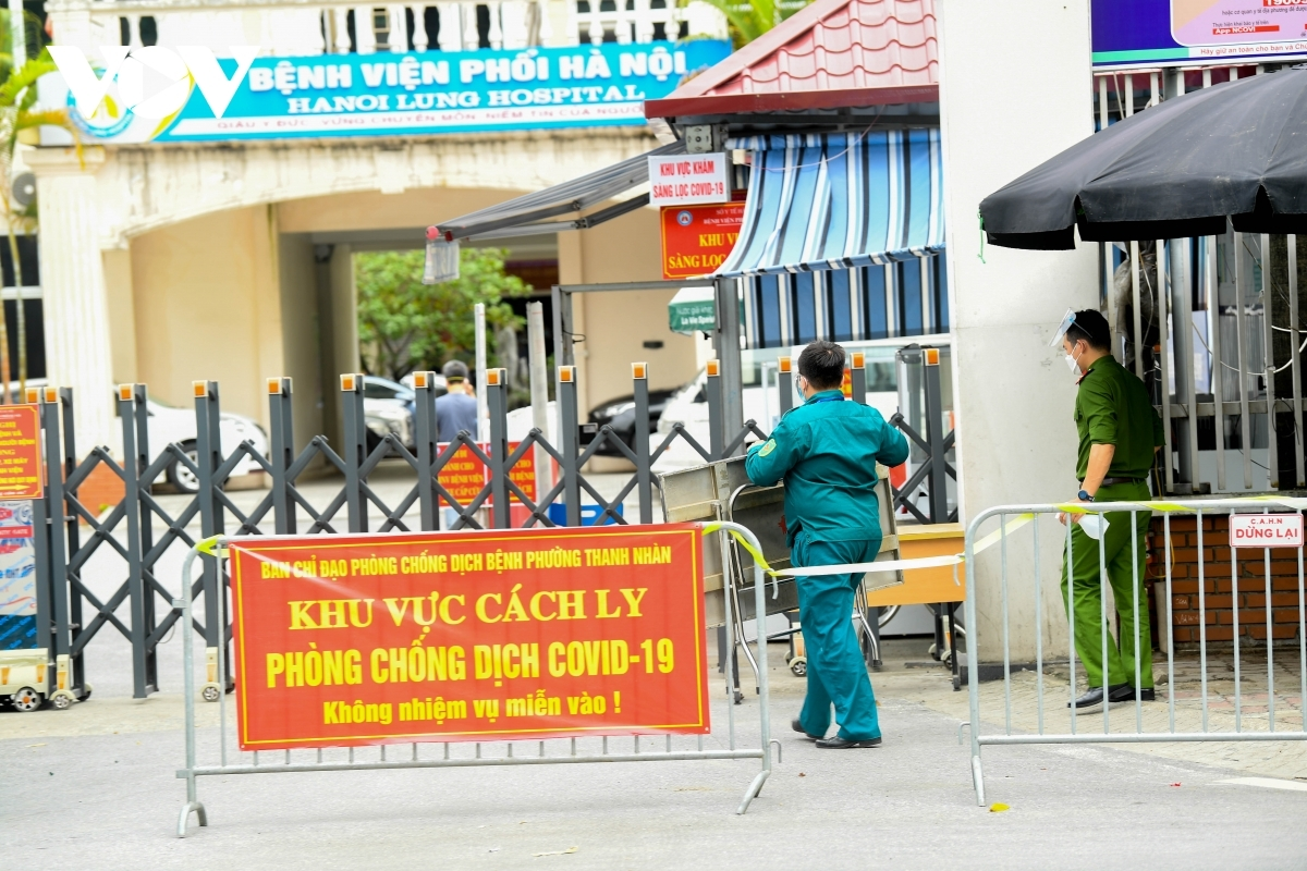 Local authorities have also begun the process of tracing all patients who have been discharged from the hospital since July 6.