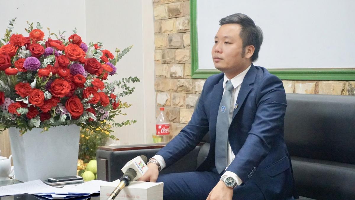 Luật sư Nguyễn Đức Hùng - Phó Trưởng Phòng Tranh Tụng, Công ty Luật TNHH TGS
