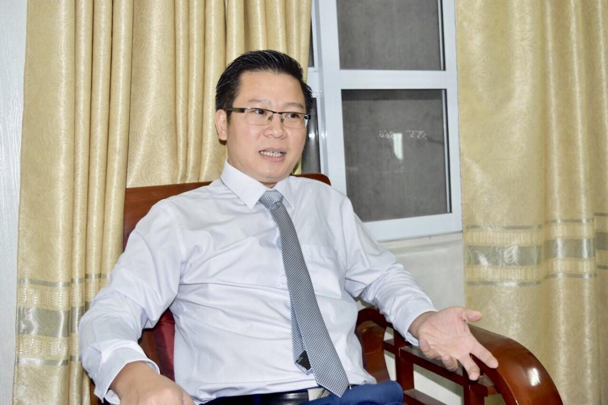 Luật sư Nguyễn Văn Tuấn - Giám đốc hãng Luật TGS