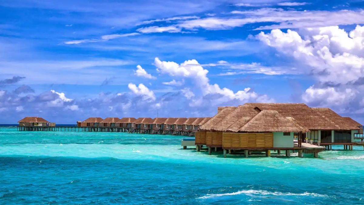 Maldives kỳ vọng đón 1,5 triệu lượt khách quốc tế trong năm 2021. Nguồn: Getty