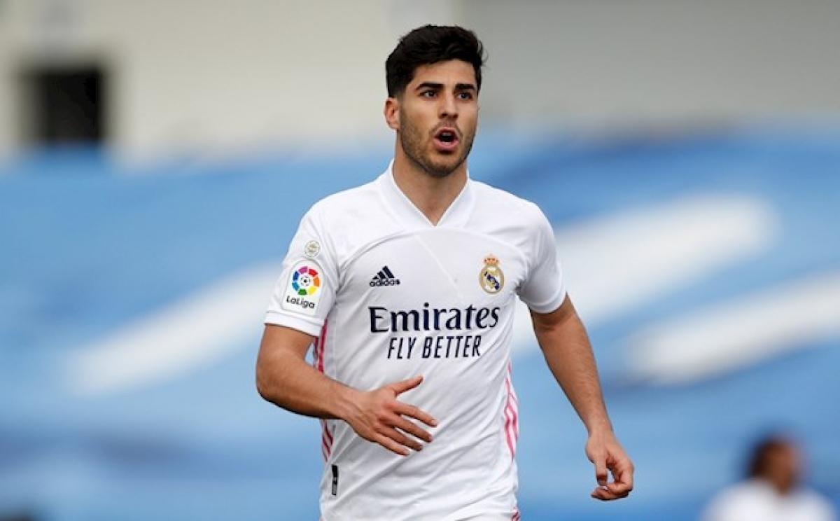 Real Madrid sẽ bán Asensio chỉ với giá 30 triệu Euro. (Ảnh: Getty).