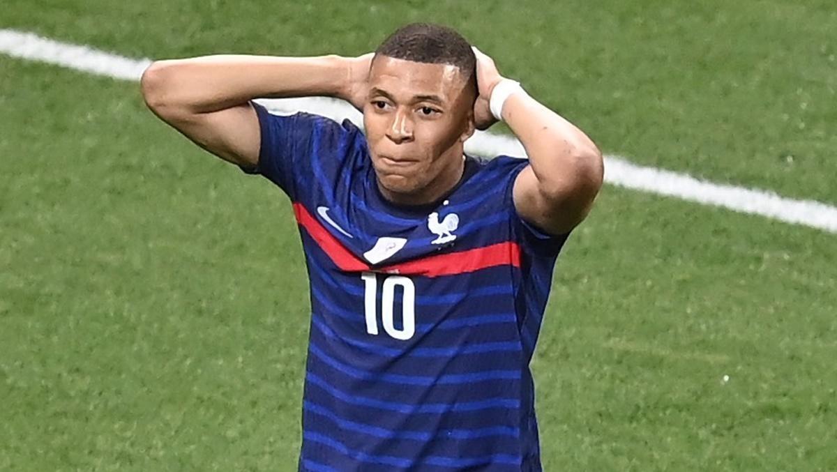 Kylian Mbappe có kỳ EURO 2021 đáng quên cùng ĐT Pháp. (Ảnh: Reuters)