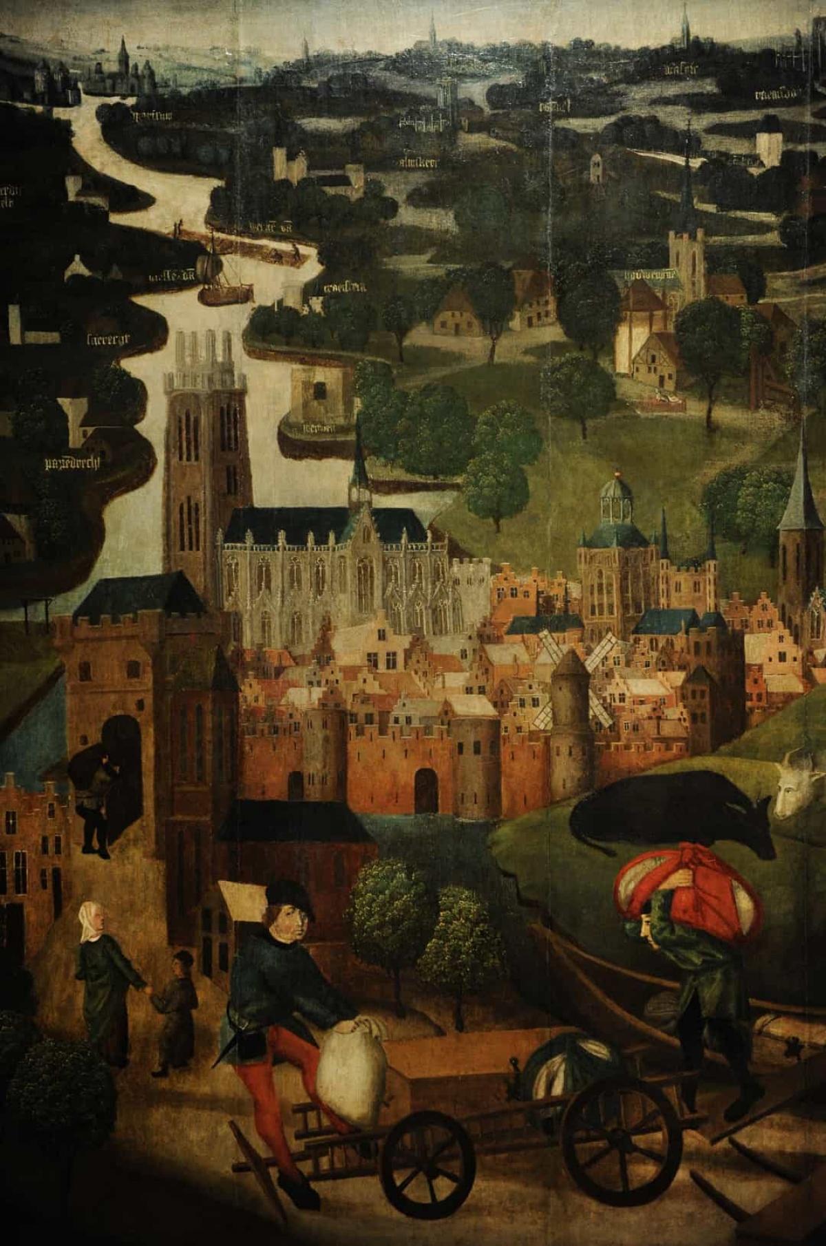 Trận lũ lụt St. Elizabeth năm 1421. Một cơn bão lớn xảy ra vào đêm 18/11/1421 gần Biển Bắc đã làm vỡ các con đê ở Grote Hollandse Waard, khu vực ngày nay là Hà Lan, và khiến các thị trấn và ngôi làng ngập nặng. Trận lũ lụt đã cướp đi sinh mạng của 10.000 người dân.