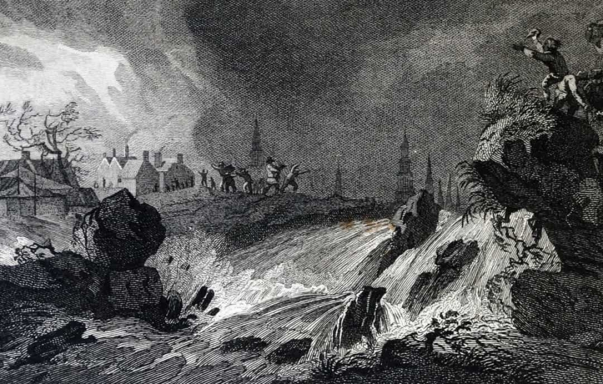 Lũ lụt Grote Mandrenke năm 1362. Trận lũ lụt Grote Mandrenke năm 1362, còn được gọi là trận lụt của Saint Marcellus, là một trong những trận lụt thảm khốc nhất từng xảy ra ở châu Âu. Nhiều khu vực ở châu Âu có tới 25.000 - 100.000 người chết đuối. Anh, Đan Mạch, Đức và Hà Lan đều bị ảnh hưởng bởi trận lũ lụt này.
