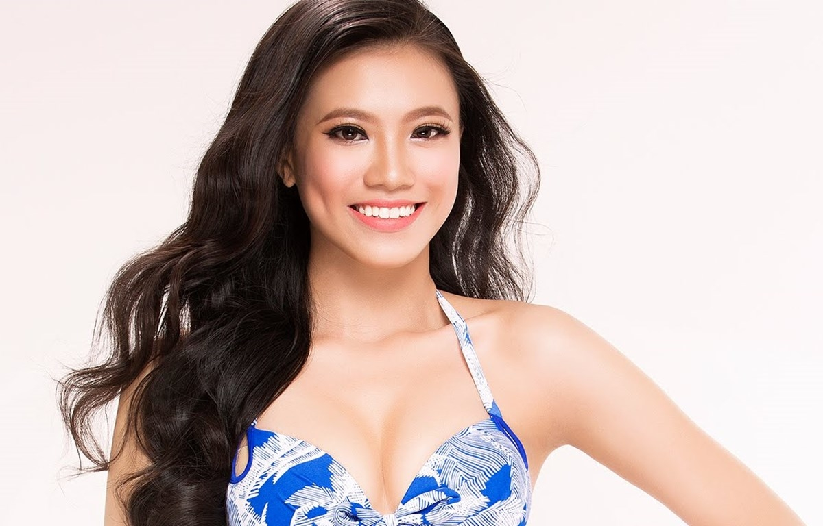 Kim Duyen will represent Vietnam at the upcoming Miss Universe 2021 pageant.
