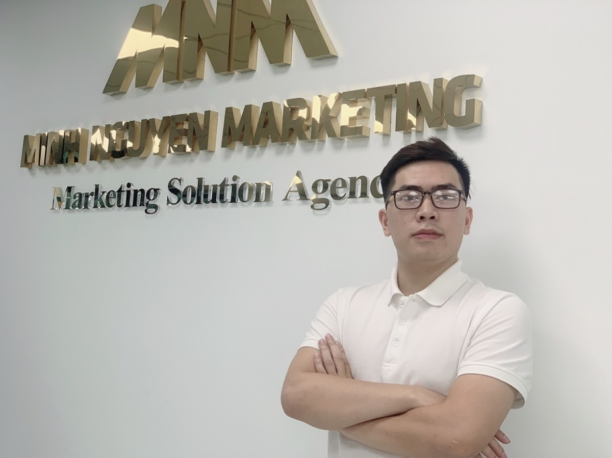 """Theo Nguyễn Minh Nguyên Marketing: """"Marketing là một hành trình đòi hỏi sự kiên trì"""""""