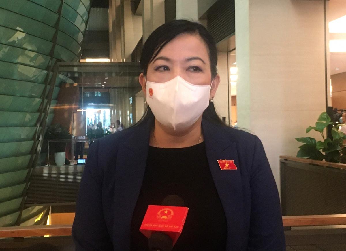 Đại biểu Quốc hội Nguyễn Thanh Hải, Bí thư Tỉnh ủy Thái Nguyên.