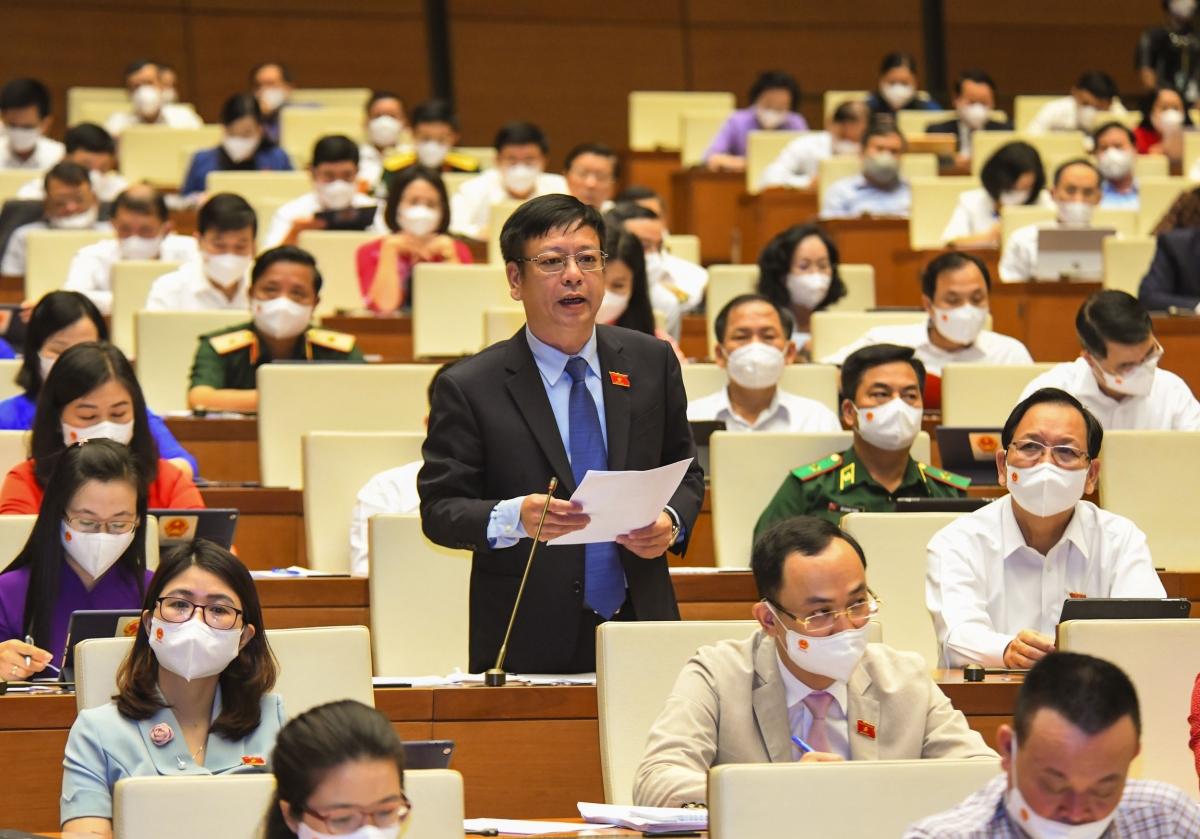Đại biểu Nguyễn Trường Giang