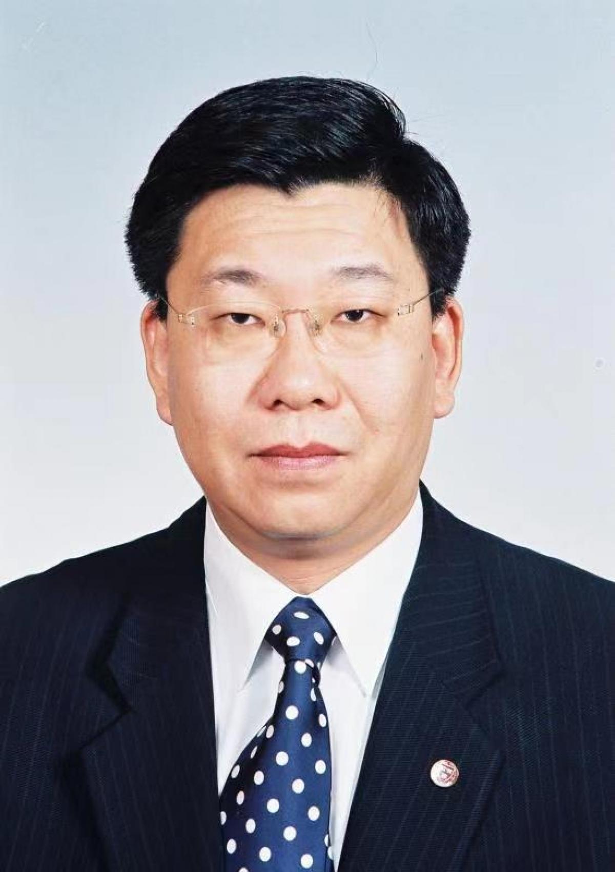 Ông Hàn Phương Minh, Phó Chủ nhiệm Ủy ban Đối ngoại Chính hiệp toàn quốc Trung Quốc. Ảnh: nhân vật cung cấp.