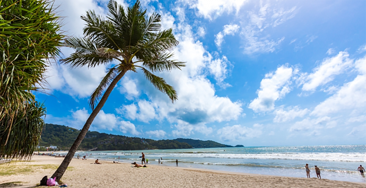 Đảo Phuket với nhiều cảnh đẹp đang thu hút du khách quốc tế sau khi Thái Lan thí điểm đón khách đã tiêm vaccine (Ảnh: Tourism Thailand)