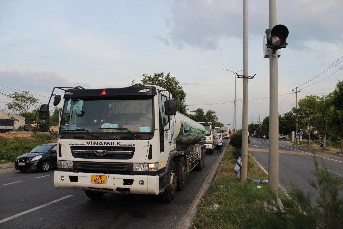 Đà Nẵng chưa có văn bản hướng dẫn quy định đối với lái xe từ Đà Nẵng đi các tỉnh vùng có dịch phức tạp quay trở về thành phố.