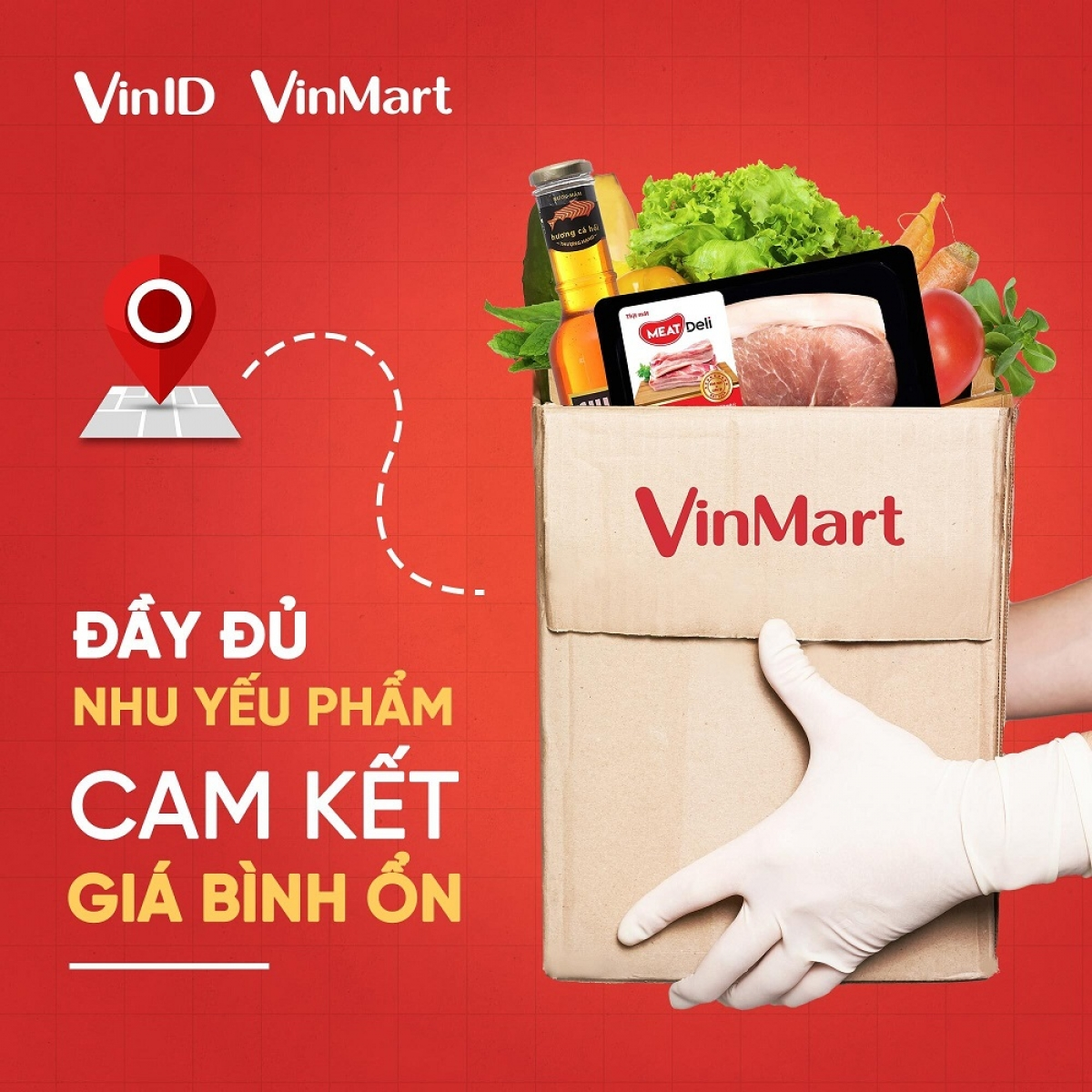 Đi chợ online trên VinID với mức giá bình ổn và được tích điểm giúp người tiêu dùng tiết kiệm hơn.