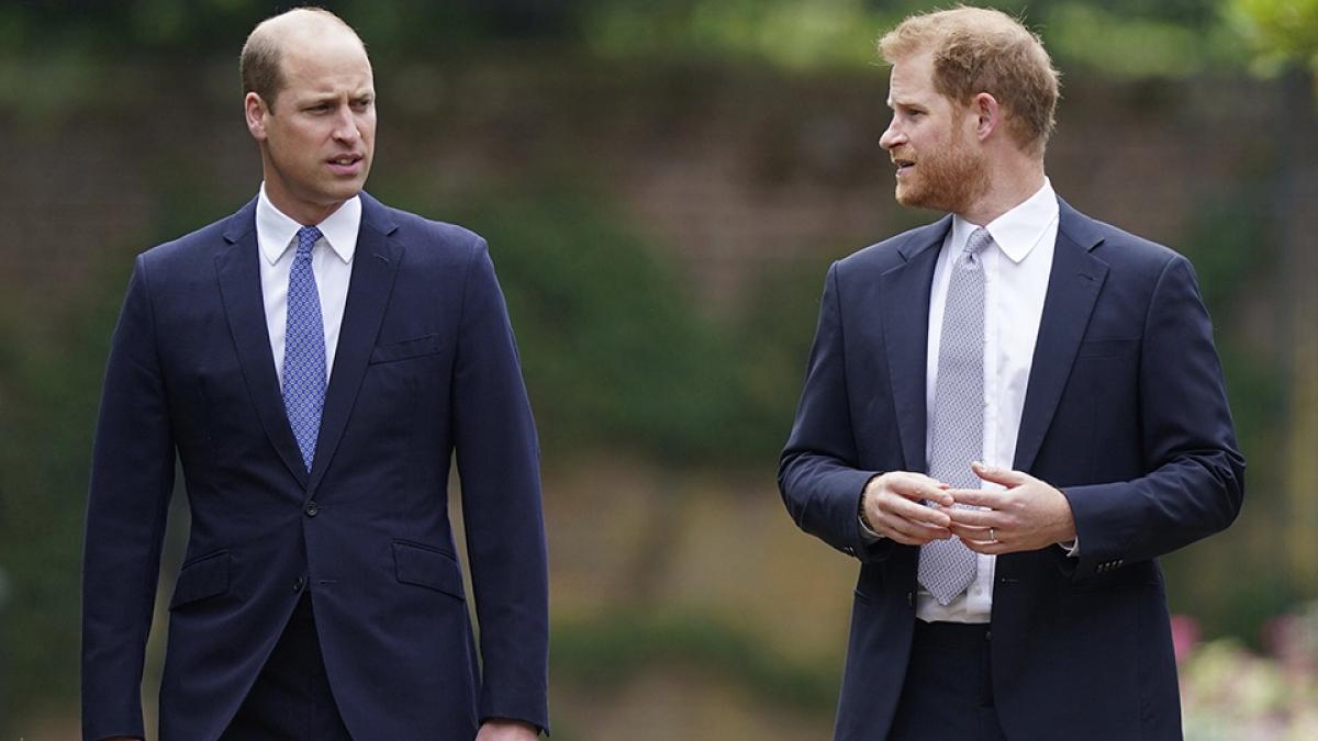 Thông tin này lập tức gây chấn động với Hoàng gia Anh.