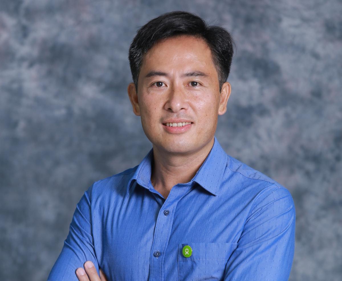 Ông Phạm Quang Tú-Phó Giám đốc quốc gia Tổ chức Oxfam tại Việt Nam.