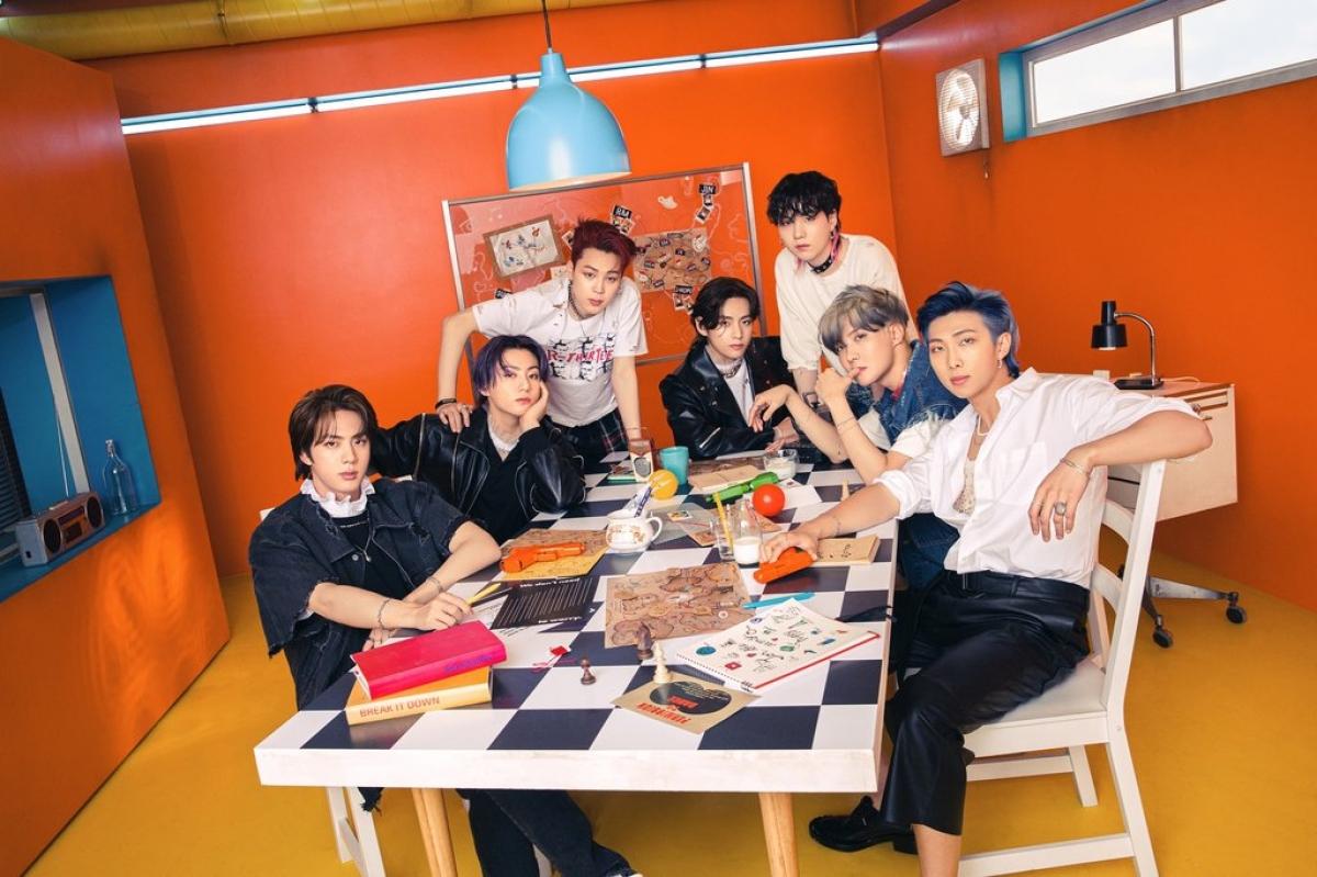 Nhóm nhạc BTS. Nguồn: Yonhap