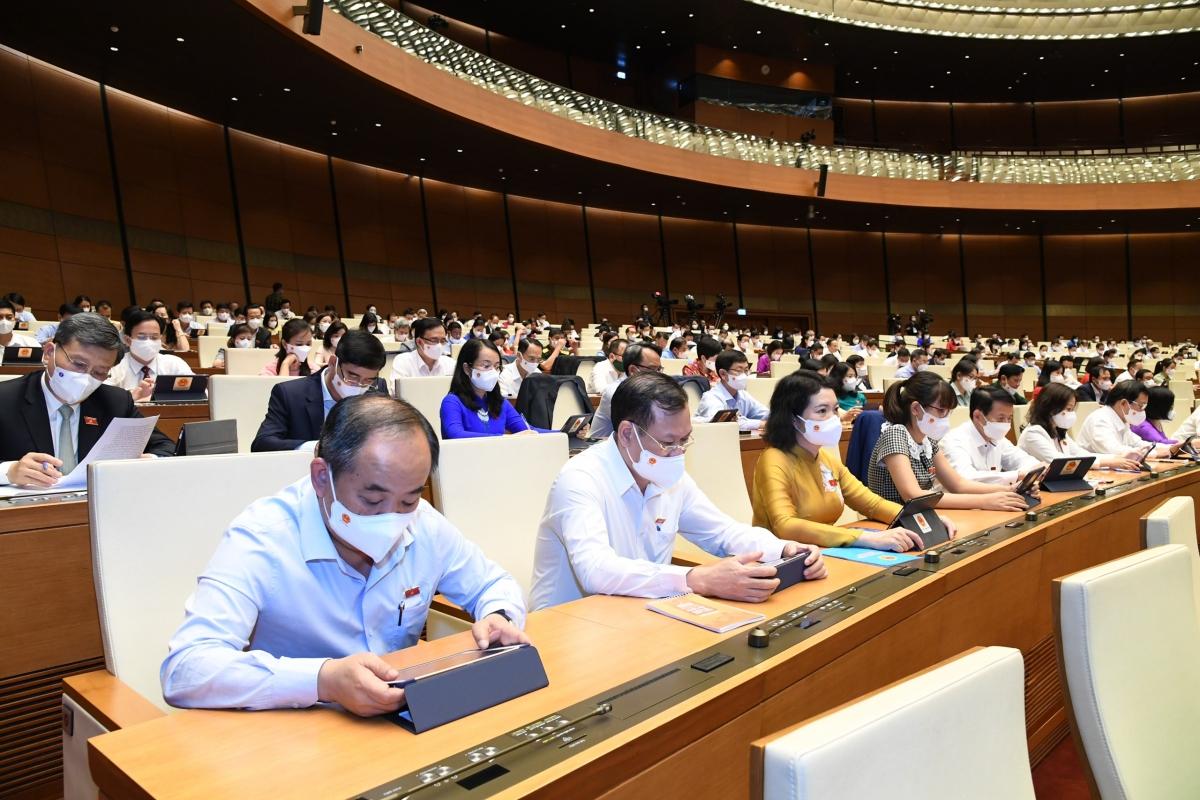 Quốc hội dành trọn một ngày để nghe và thảo luận báo cáo về tình hình phát triển kinh tế - xã hội.