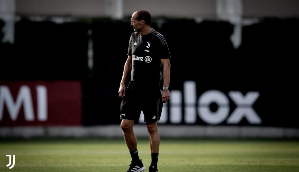 Sau khi HLV Andrea Pirlo ra đi, Cristiano Ronaldo và các đồng đội sẽ làm việc cùng HLV Max Allegri.