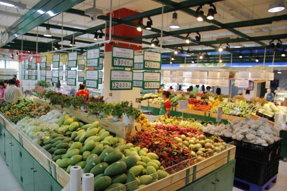 Hàng hóa cung ứng tại các trung tâm thương mại, siêu thị, chợ ở Đà Nẵng vẫn dồi dào, phong phú, đa dạng, giá cả không có biến động.