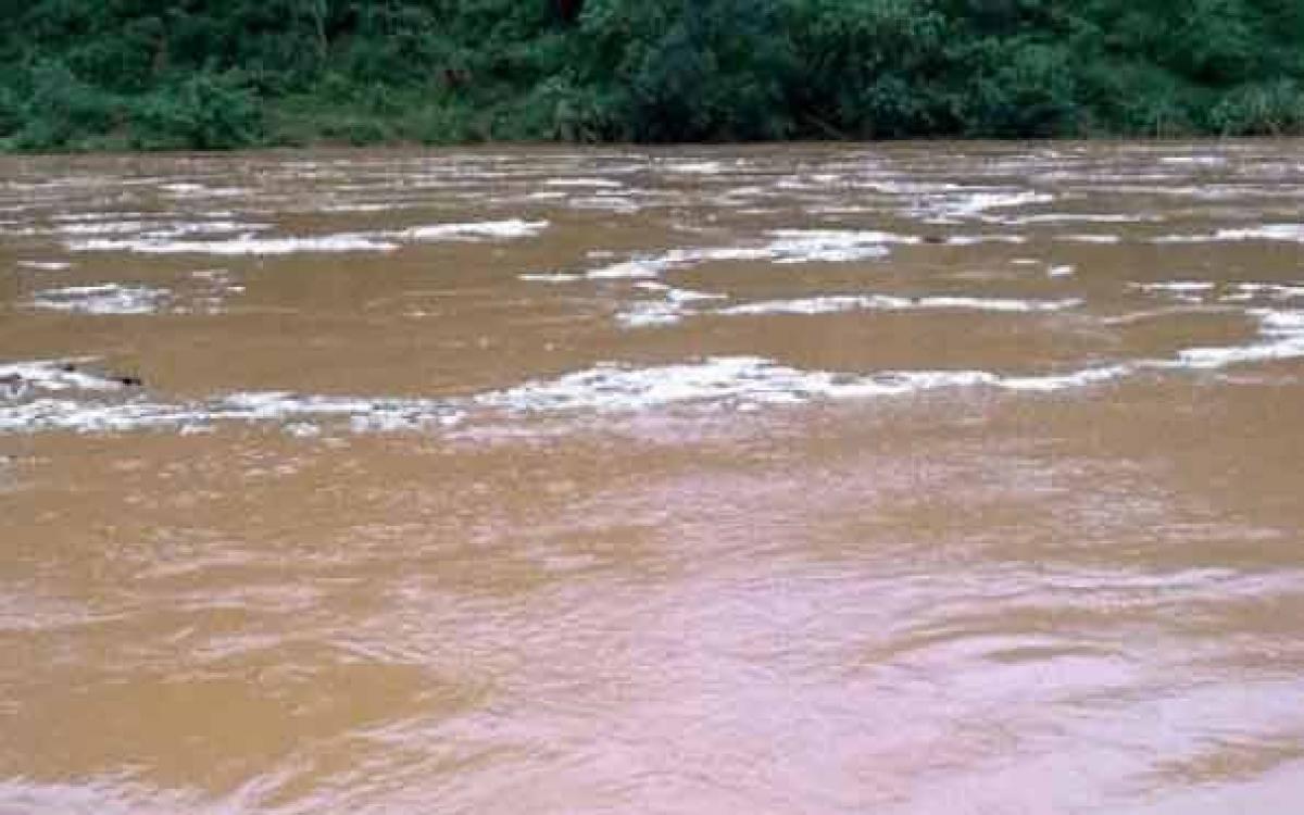 Người dân phát hiện thi thể một phụ nữ trôi dạt vào bờ sông Chảy