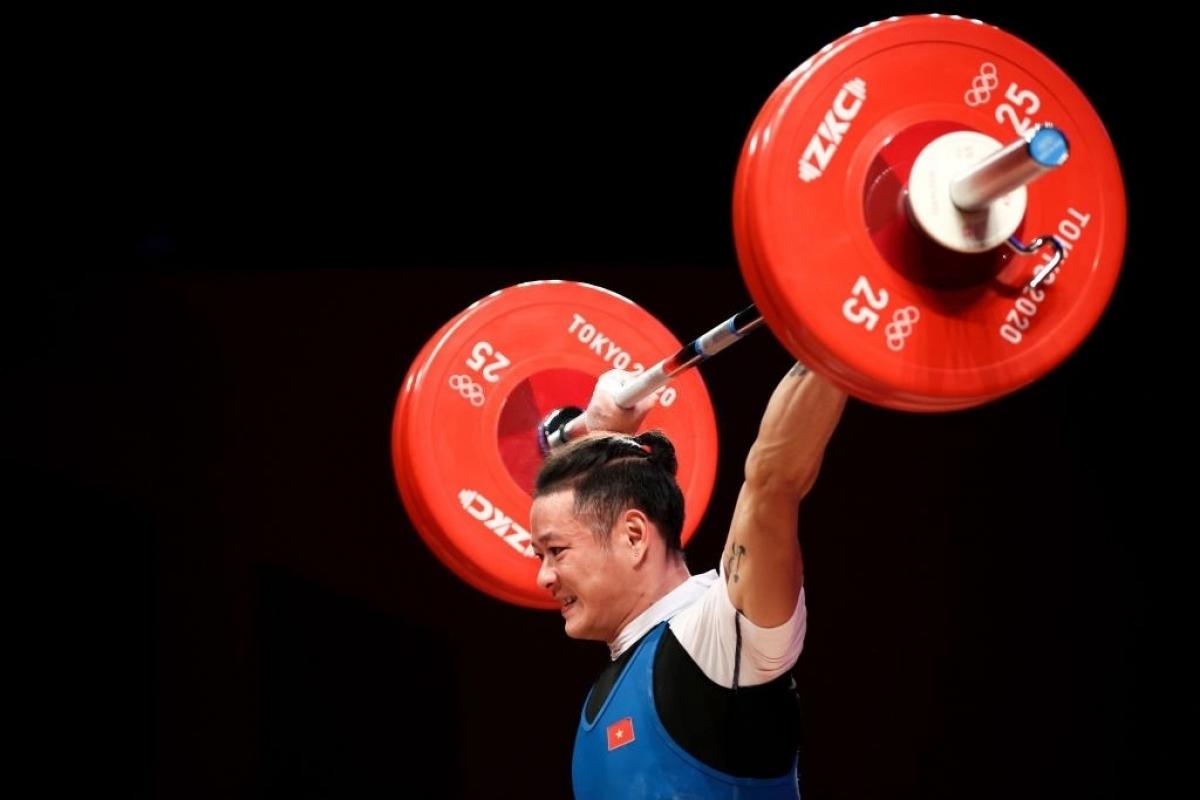 Cơ hội giành huy chương của Thạch Kim Tuấn khá mong manh (Ảnh: Getty).