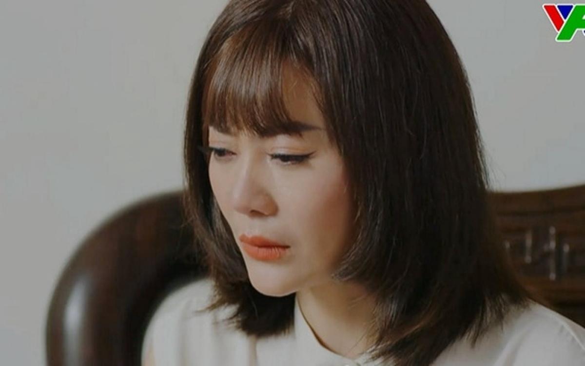 Thanh Hương có diễn xuất chín, thuyết phục.