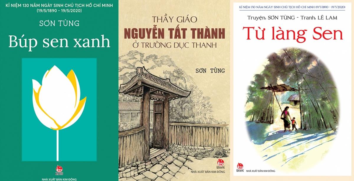 Nhà văn Sơn Tùng là người viếtvề Chủ tịch Hồ chí Minh hay nhất, nhiều nhất và công phu nhất.