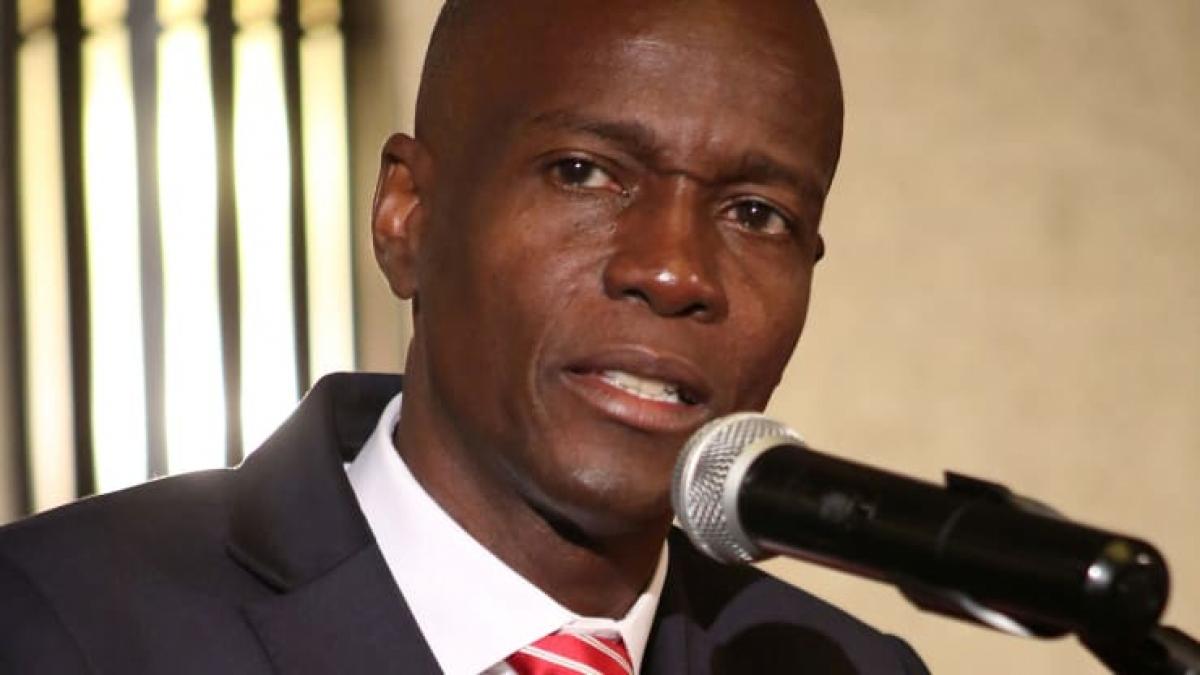 Tổng thống Haiti Jovenel Moise - (Ảnh: Reuters)