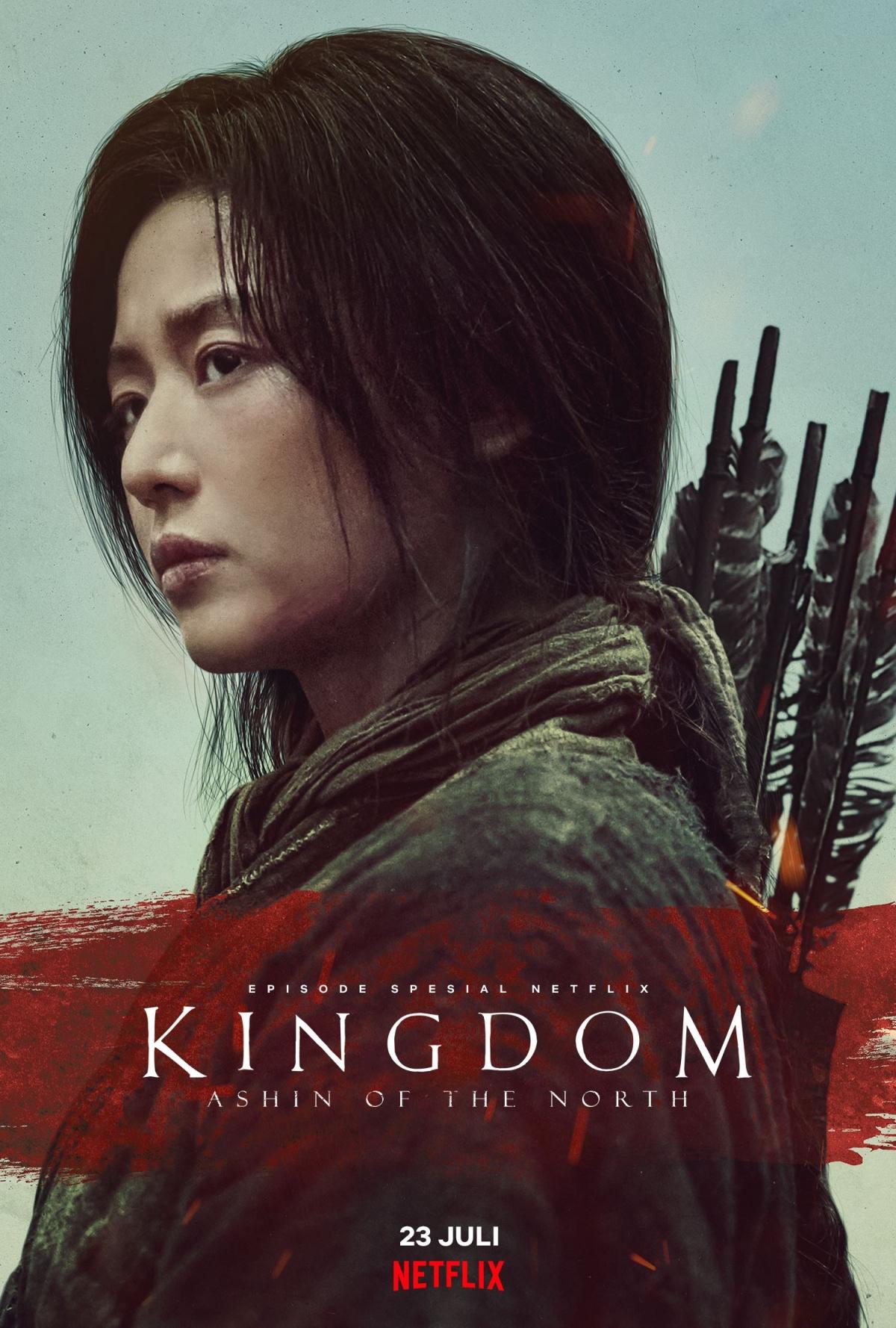 """""""Kingdom: Ashin of the North"""" xoay quanh nhân vật bí ấn Ashin và nguồn gốc loài cây hồi sinh người chết."""