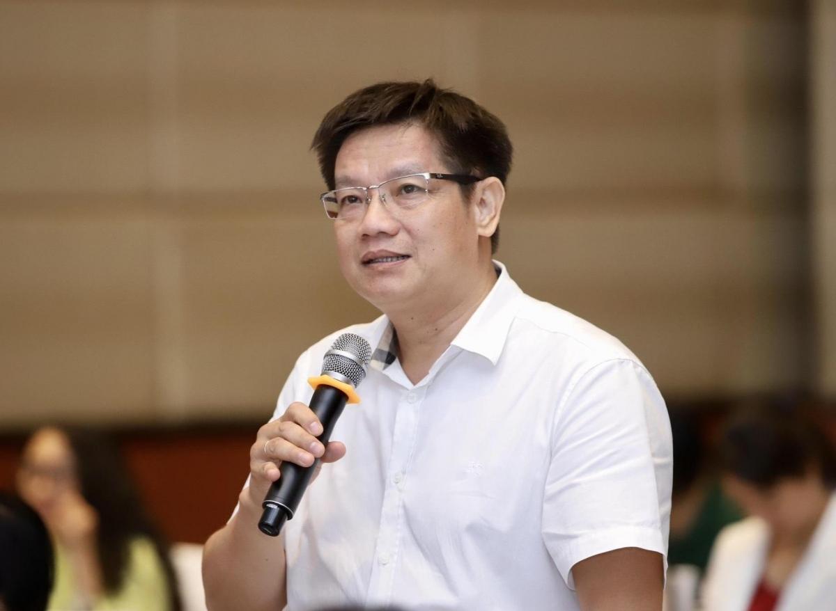TS Phan Thanh Hải - Giám đốc Sở VH&TT Thừa Thiên - Huế