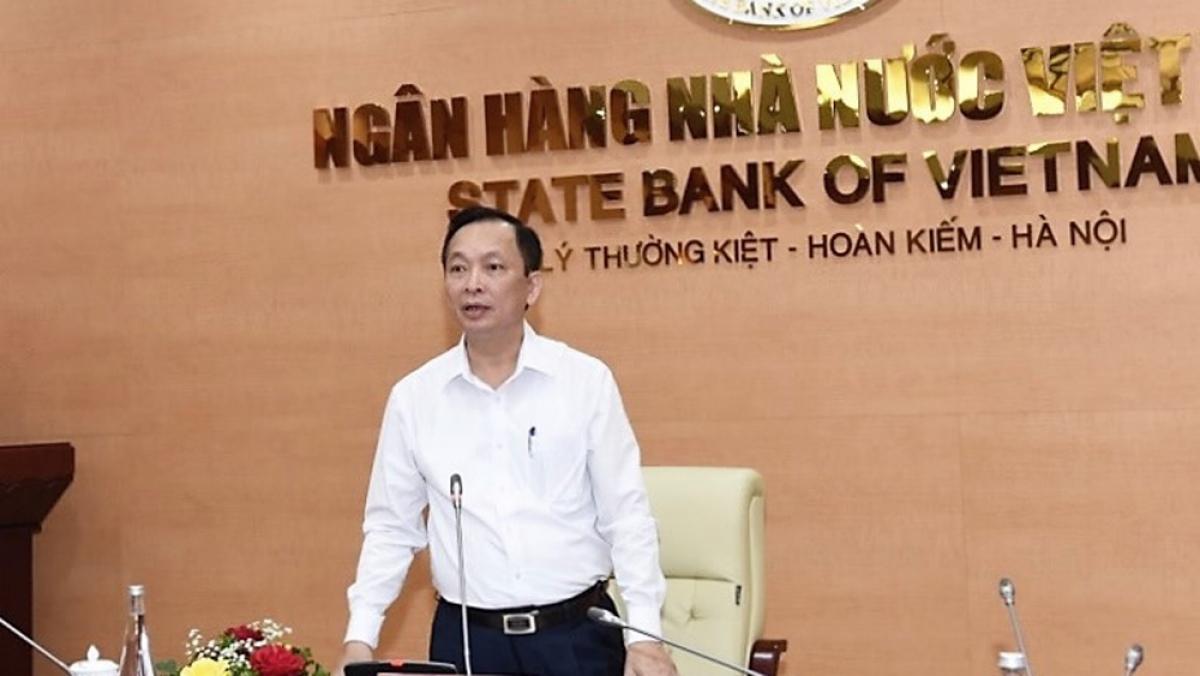 Phó Thống đốc NHNN Đào Minh Tú