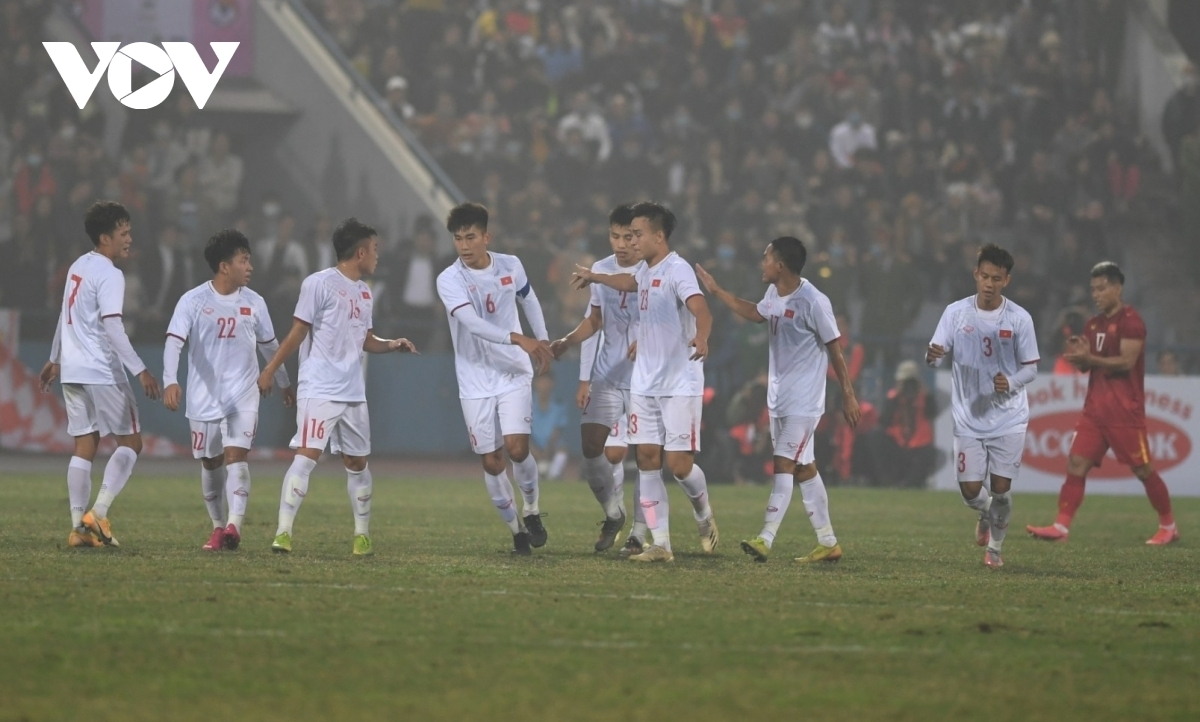 U23 Việt Nam nằm tại bảng I - Vòng loại U23 châu Á 2022