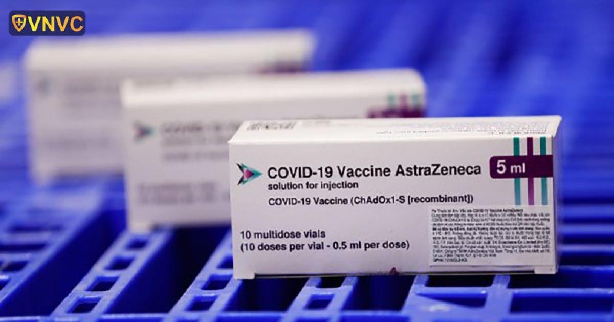 Bộ Y tế vừa có quyết định phân bổ gần 3 triệu liều vaccine AstraZeneca. (Ảnh: VNVC)