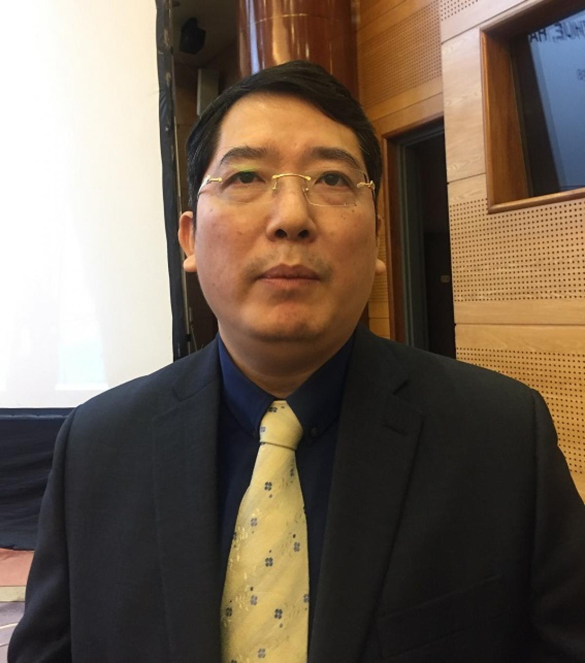 Ông Cao Anh Tuấn, Tổng cục trưởng Tổng cục Thuế