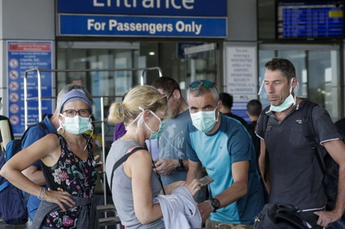 Người Australia ở Indonesia thuê thuyền và máy bay riêng rời tâm dịch