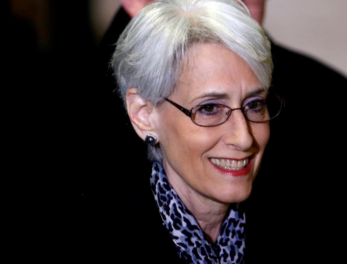 Thứ trưởng Ngoại giao Mỹ Wendy Sherman (Ảnh: AP)