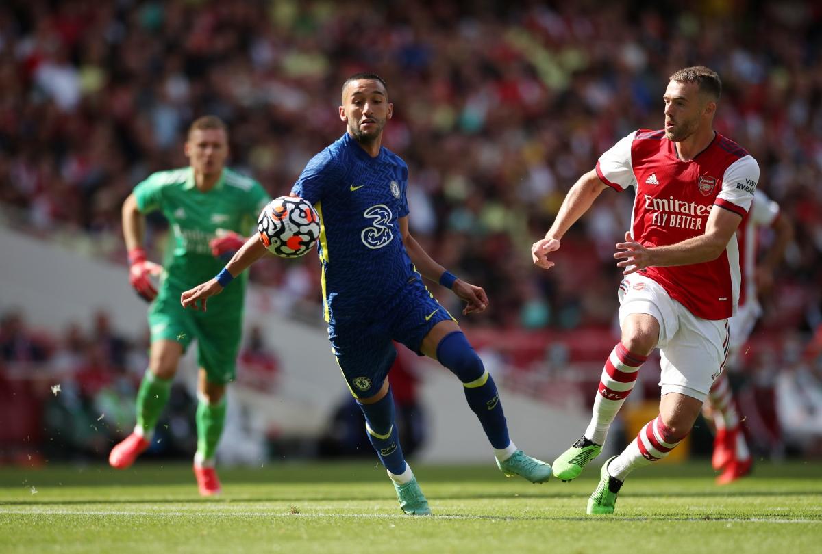Tuy nhiên Chelsea với nhiều cầu thủ trụ cột hơn đã dần lấy lại thế trận.