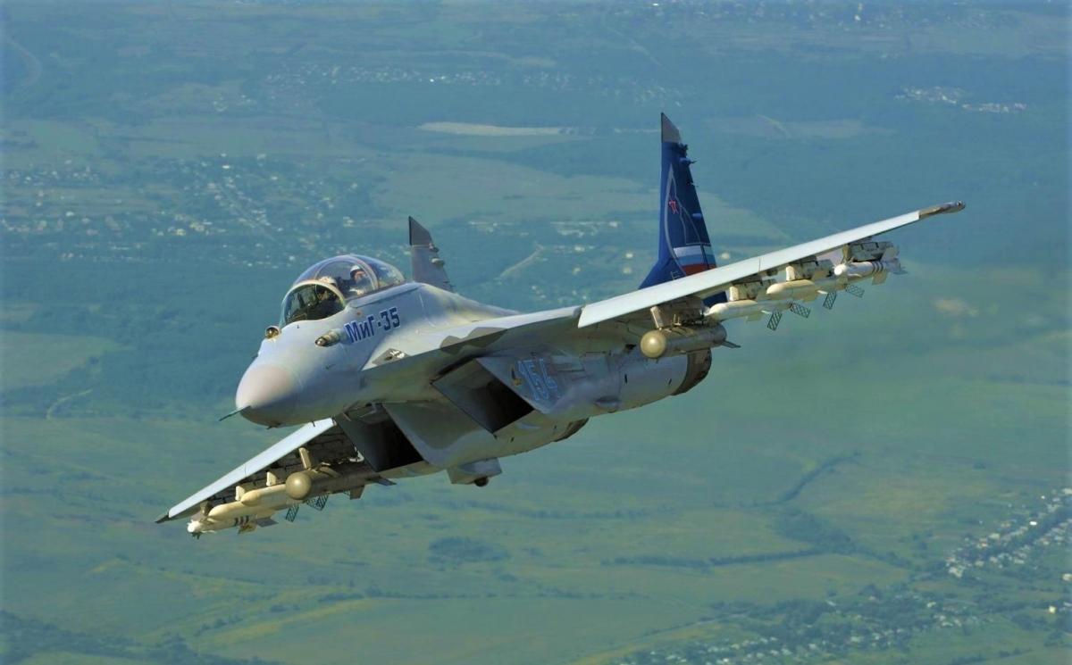 Máy bay chiến đấu MIG-35 của Nga. Nguồn: wikipedia.org