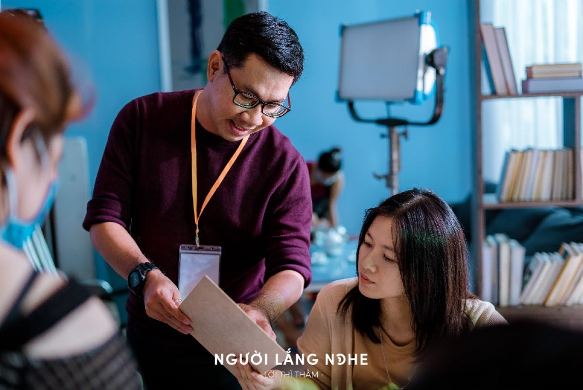 """Đạo diễn Khoa Nguyễn được vinh danh ở hạng mục """"Đạo diễn phim đầu tay xuất sắc nhất""""."""