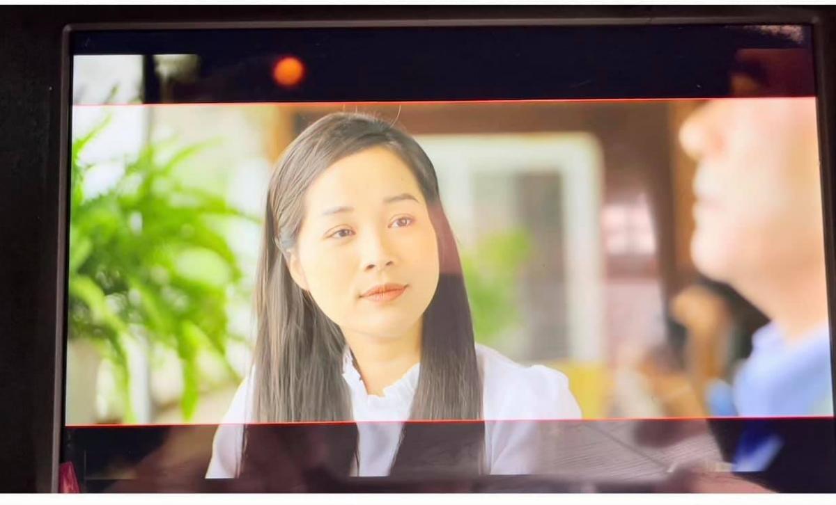 """Minh Hương tái xuất trong phim """"11 tháng 5 ngày""""."""