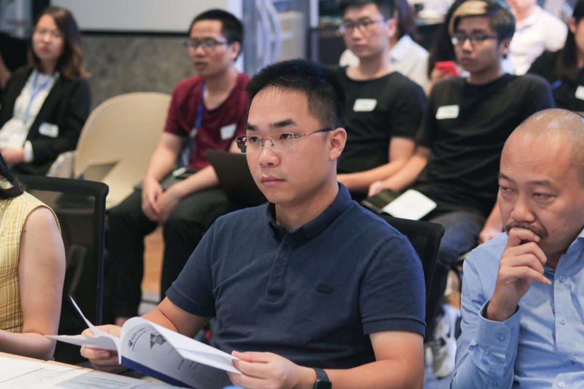 Ông Bùi Thành Đô – CEO Partner & Founder của ThinkZone Venture.