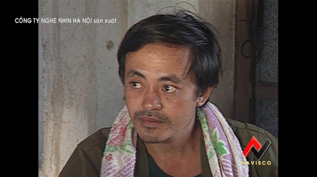Giang Còi từng đóng rất nhiều phim truyền hình trước khi chuyển sang diễn tiểu phẩm hài.