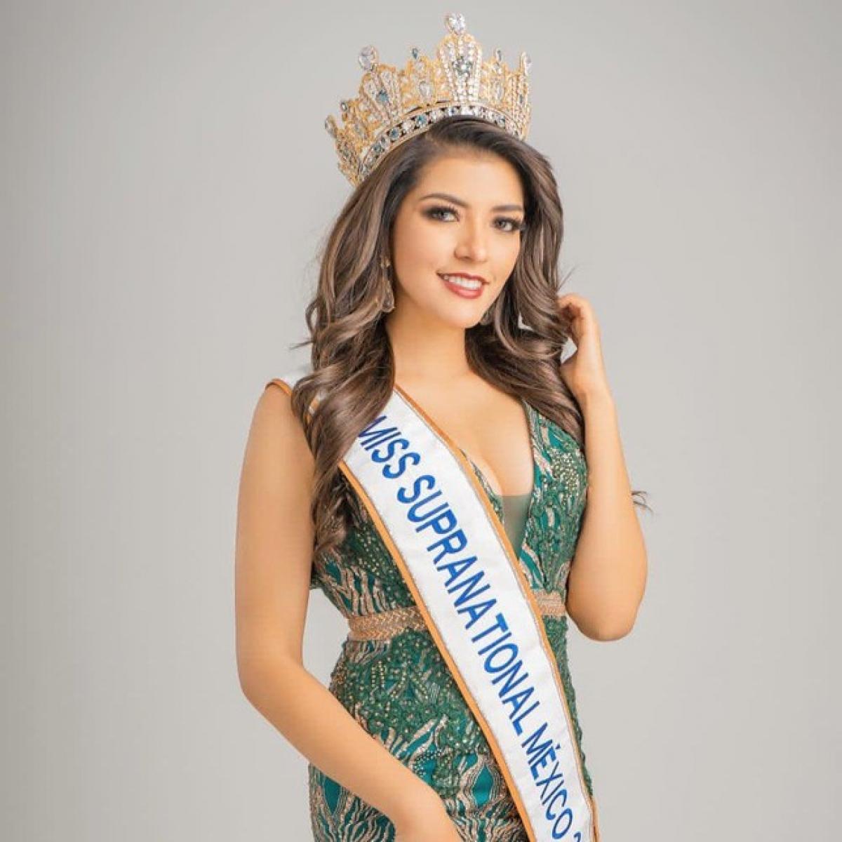 Palmira Ruiz mới đây đã được bổ nhiệm trở thành Hoa hậu Siêu quốc gia Mexico 2021.