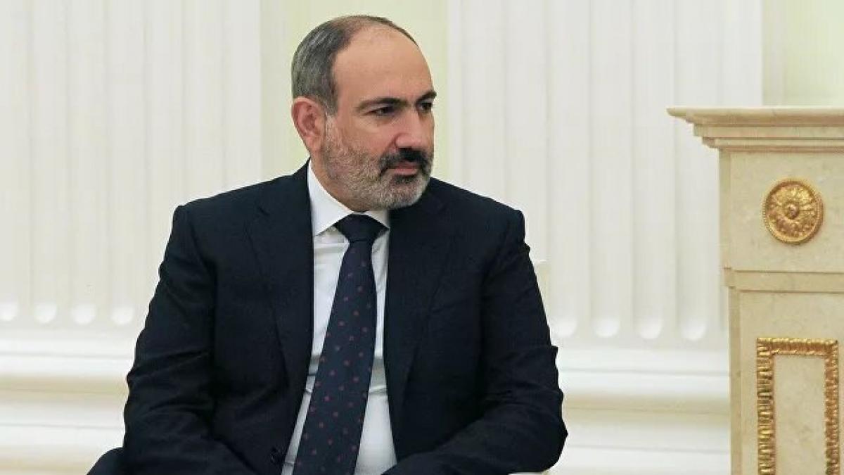Thủ tướng Armenia Nikol Pashinyan (nguồn: Rianovosti)