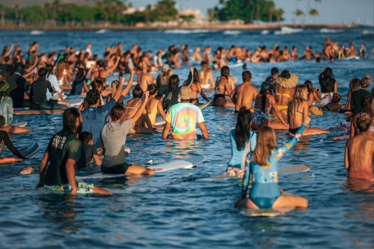 Đảo Maui, Hawaii cũng phải đối mặt với tình trạng quá tải du lịch. Nguồn: Shutterstock