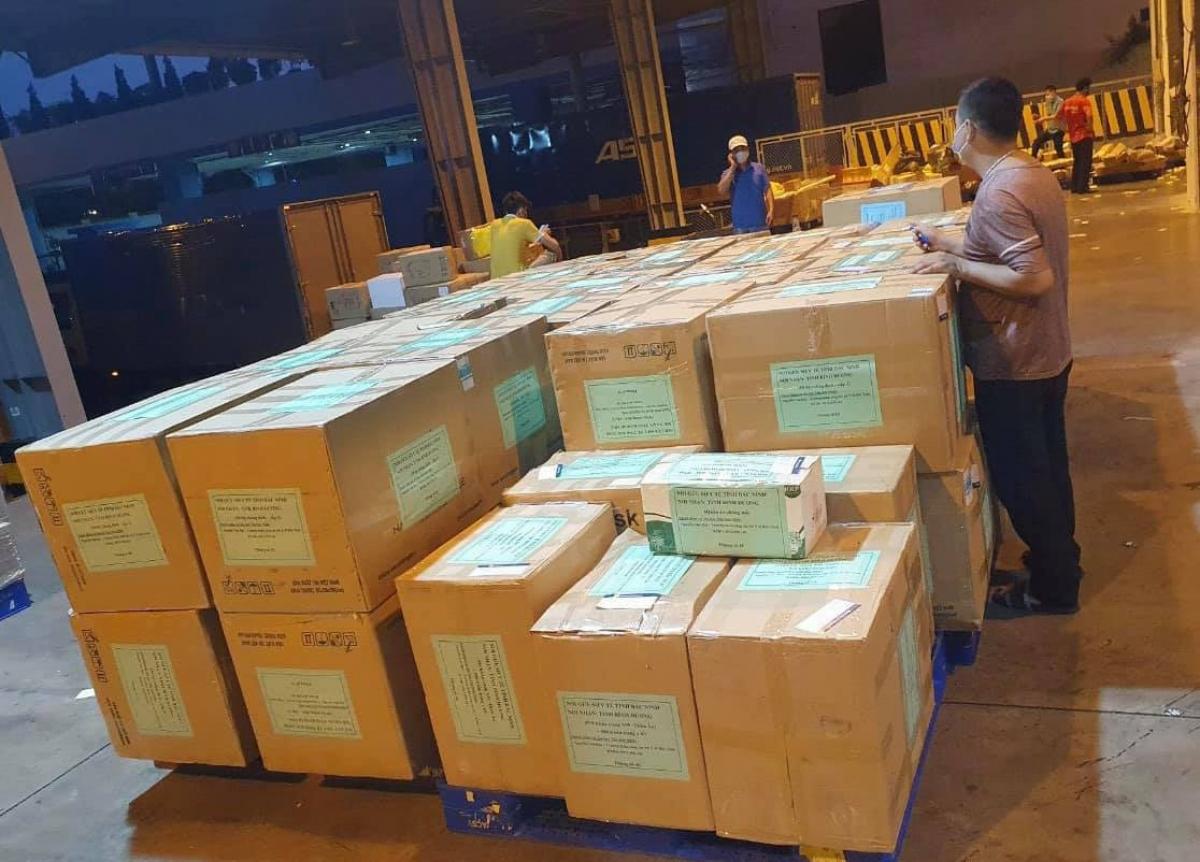 Bắc Ninh trích 3 tỷ đồng hỗ trợ người dân Bắc Ninh đang sinh sống tại TP.HCM.